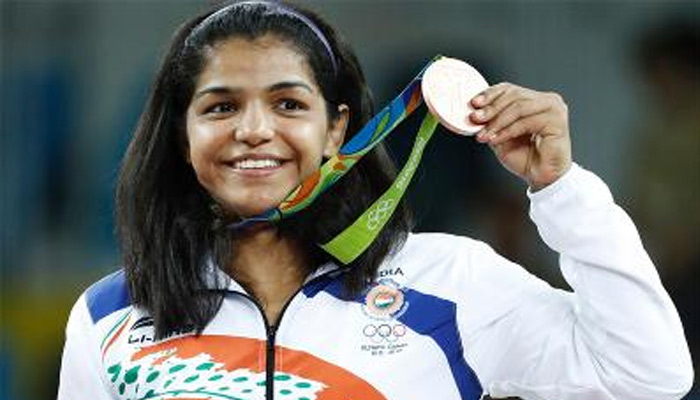 Sakshi Malik pins down Haryana government for not keeping its promise