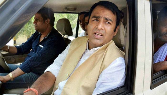 Goons should leave UP within 24 hours to avoid jail: Sangeet Som