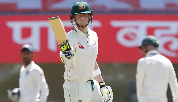 IndvsAus: Smith yet again becomes Indias barrier, hits 19th ton