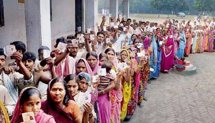UP Assembly Elections: Seventh phase polling slightly above from 2012