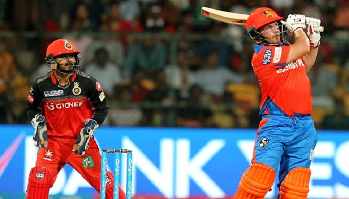 IPL 10 RCB vs GL: Finchs fireworks secure 7-wicket win for Gujarat