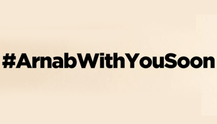 #ArnabWithYouSoon, says the new teaser | Watch