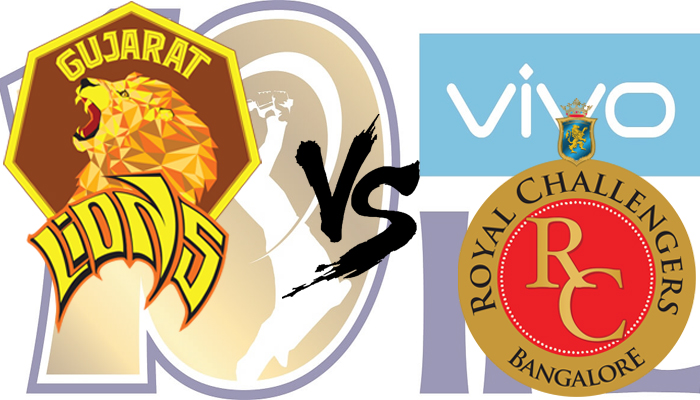 IPL 10: GL vs RCB Preview | Watch Live Streaming on hotstar.com