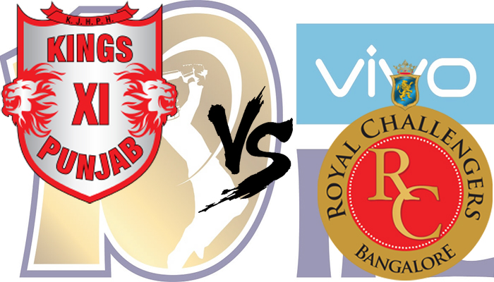 IPL 10: KXIP vs RCB Preview; Watch live streaming on hotstar.com