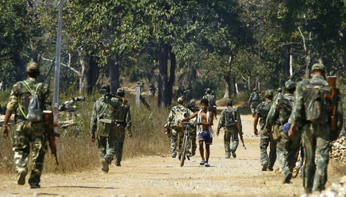 There is no scarcity of funds for naxal areas: MHA