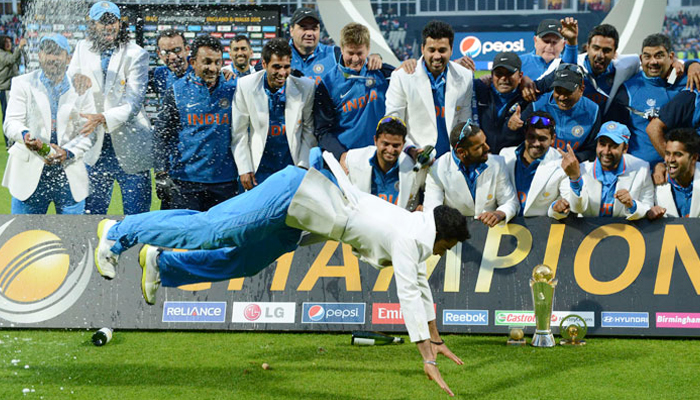Team India unlikely to participate in ICC Champions Trophy 2017!