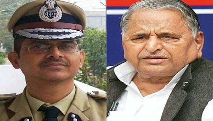 Amitabh Thakur Case: Police likely to take voice samples of Mulayam Singh