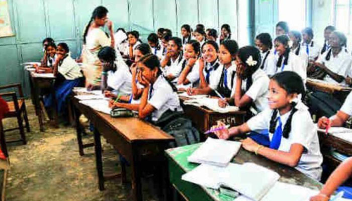 36-24-36 is the ideal figure for girls, says CBSE Class 12 book