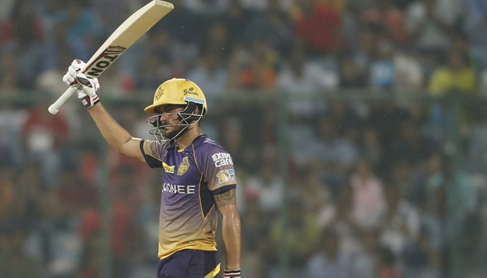 IPL 10: The new match finisher Manish Pandey leads KKR to win over DD