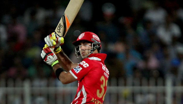 IPL 10: Maxwell go on rampage as KXIP canter to 6-wicket win against RPS