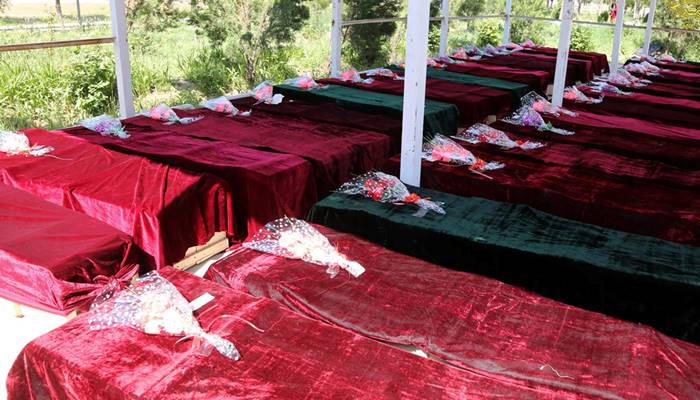 Afghanistan observes day of mourning after deadly Taliban attack