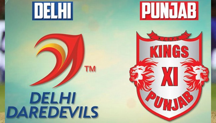 IPL 10: Maxwell-led KXIP to field first as DD wins toss | Live Streaming on hotstar.com