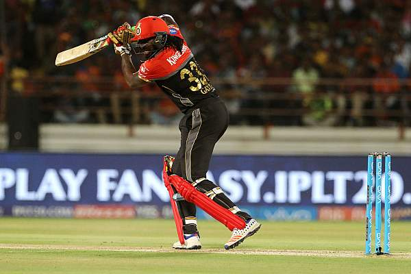 Cricket, you beauty: When McCullums hat saved Gayle's wicket