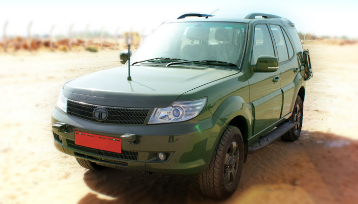 Tata Motors bags contract of supplying 3,192 units of Safari Storme to Indian Army