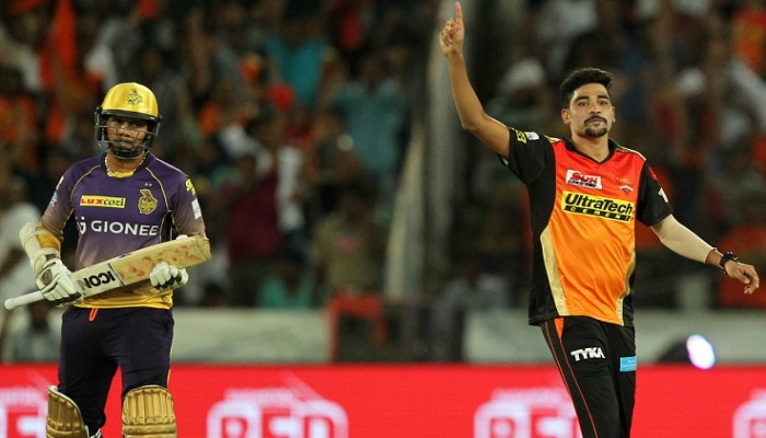 IPL 10 SRH vs KKR: After Warners ton, bowlers seal 48-run win for Hyderabad