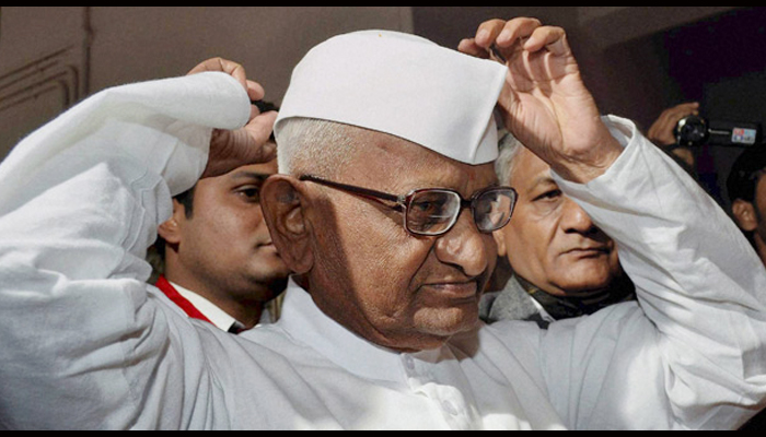 Deeply saddened by new controversy around Kejriwal: Anna Hazare