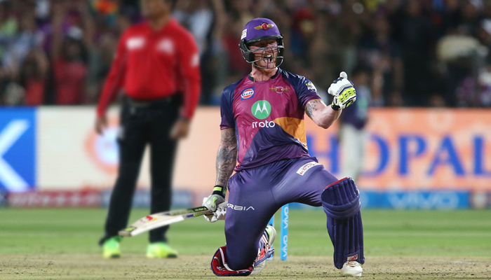 Did Rising Pune Supergiant (RPS) miss Ben Stokes in IPL 10 final?