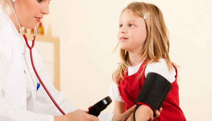 Attention! Hypertension can affect children too, not just adults