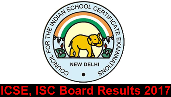 ICSE Class 10, ISC Class 12 results 2017 to be declared at 3.00pm today