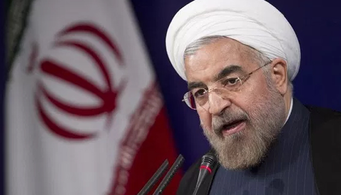 Iran will continue missile programme, says Rouhani