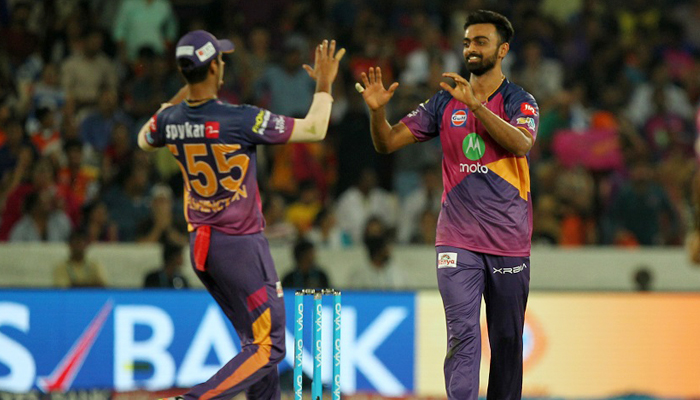 IPL 10 SRH vs RPS: Unadkat-Stokes brilliance helps Pune win by 12 runs