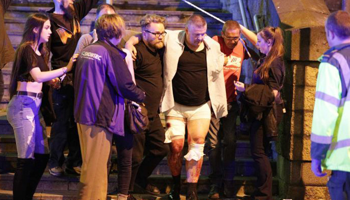 Manchester Concert Attack: ISIS claims responsibility of suicide bombing
