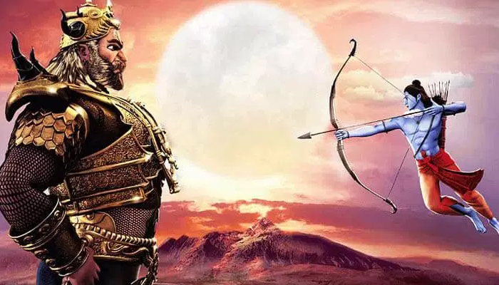 Ramayana to be made as three-part film for Rs 500 cr