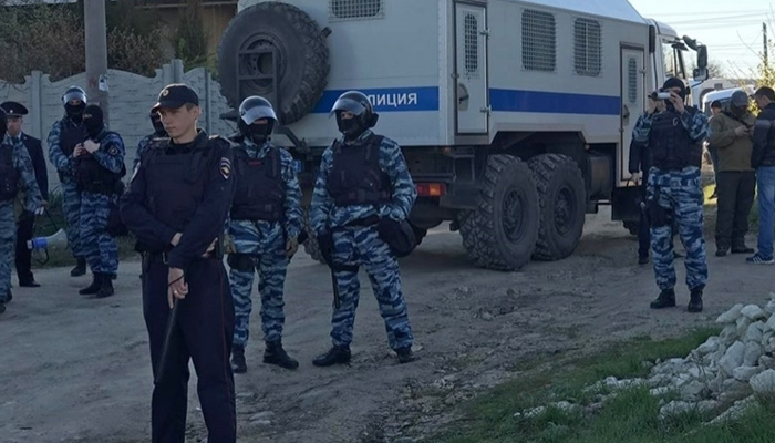 Moscow Terror Plot: Russian security forces arrest four suspects