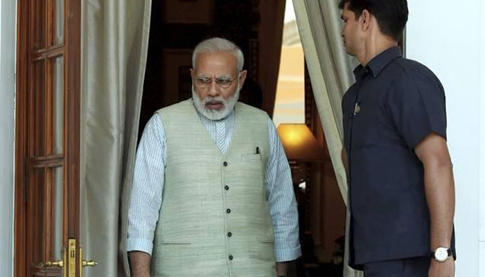 Modi in Spain: PM to hold round-table conference with Spanish CEOs