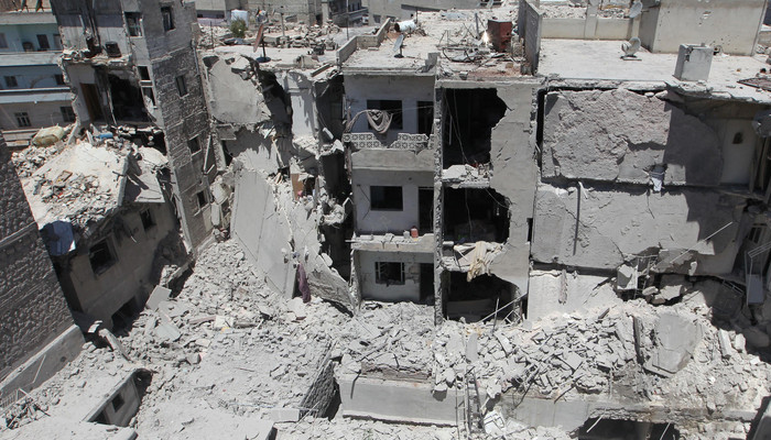 At least 11 civilians killed in air raids in eastern Syria
