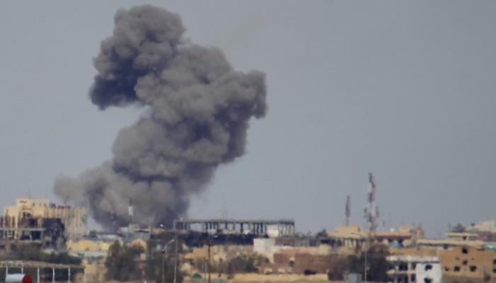 At least 40 killed in US-led strike in Syria