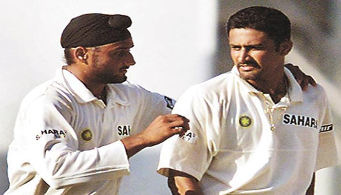 Harbhajan backs Kumble, says he cant have issues with anyone