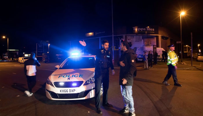 22 dead, 59 injured in explosion at Ariana Grande concert in Manchester Arena