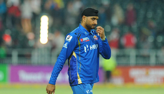 Harbhajan Singh upset over his exclusion from IPL 10 final
