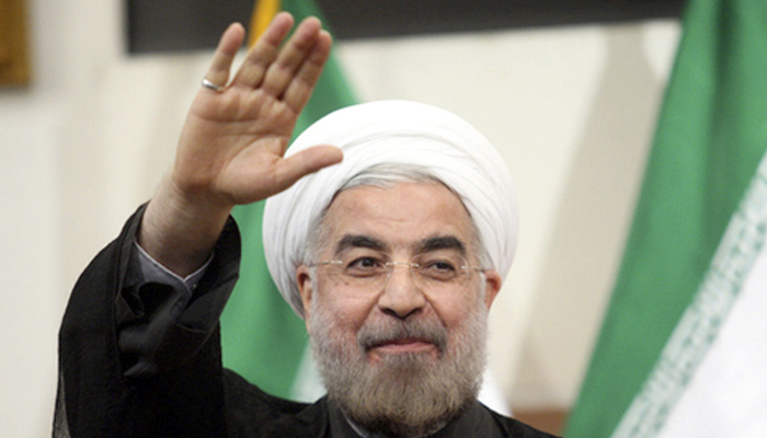 Hassan Rouhani wins second term as Irans President