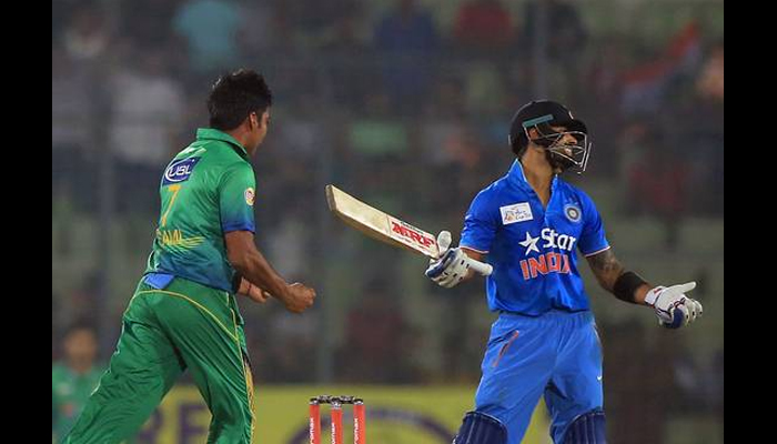 Sports Minister rules out India-Pakistan cricket series