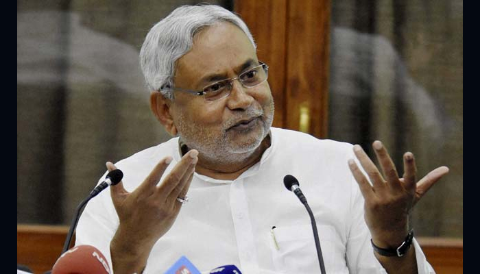 Not in race for PMs post, Grand Alliance intact: Nitish Kumar