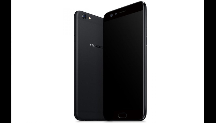 OPPO launches new version of F3 Black to support team India
