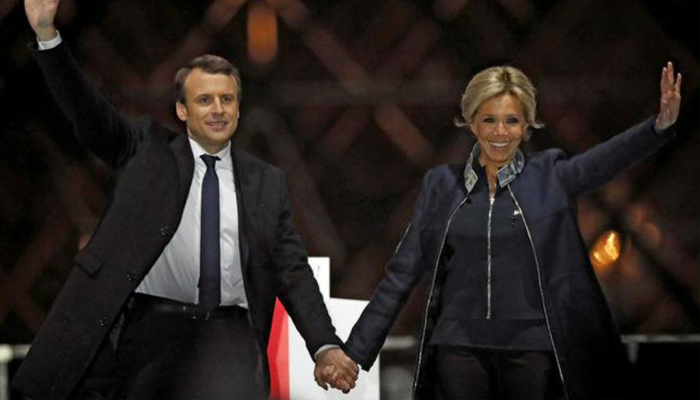 France gets youngest President in Macron, EU elated