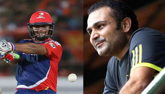 Can Rishabh Pant be the left-handed Sehwag in Champions Trophy?