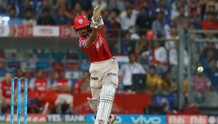 IPL 10: Sahas storm powers KXIP to post mammoth total against MI