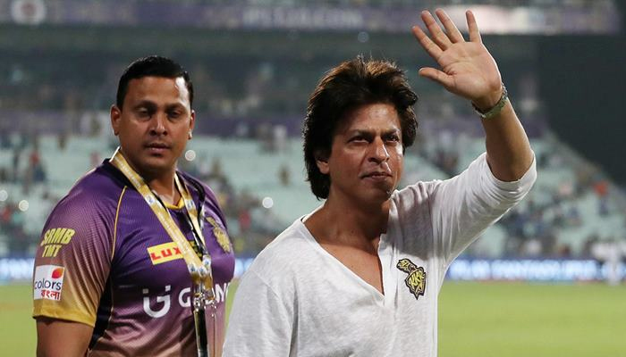 Shah Rukh Khan hopes to come back to Eden with IPL trophy