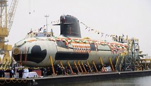 Submarine Kalvari to be inducted in July-August: Navy chief