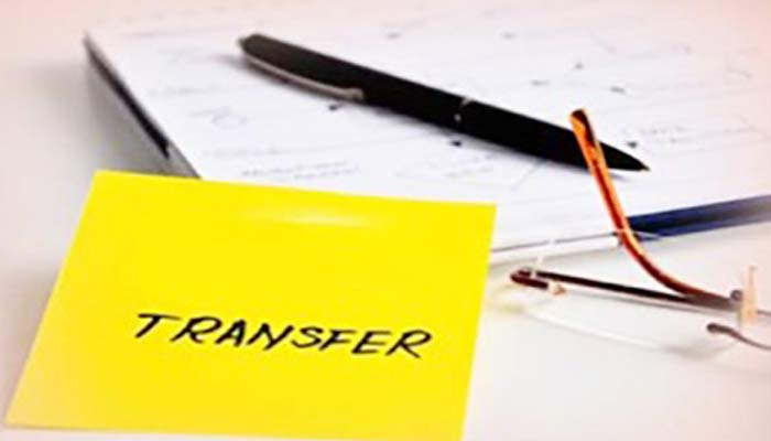 UP government transfers 74 IAS officers | Check list here
