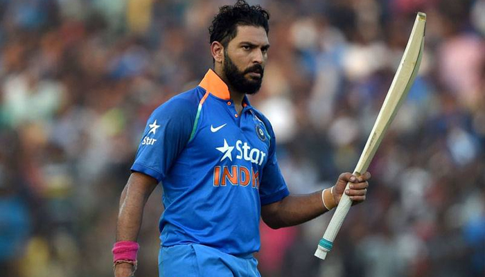 Yuvraj keen to contribute to Indias Champions Trophy title defence