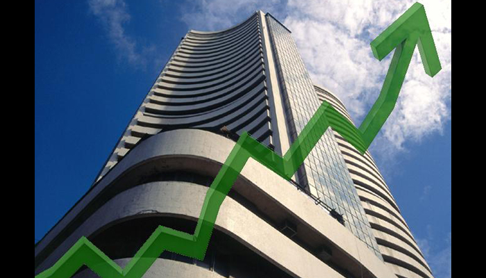 Key Indian equity indices trade in green, sensex 0.34% higher