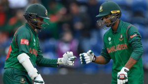 Shakib, Mahmudullah tons turn nightmare for NZ; Ban win by 5 wickets