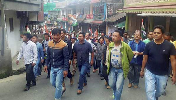 Darjeeling tea workers observe 12-hr strike, demand high bonus pay