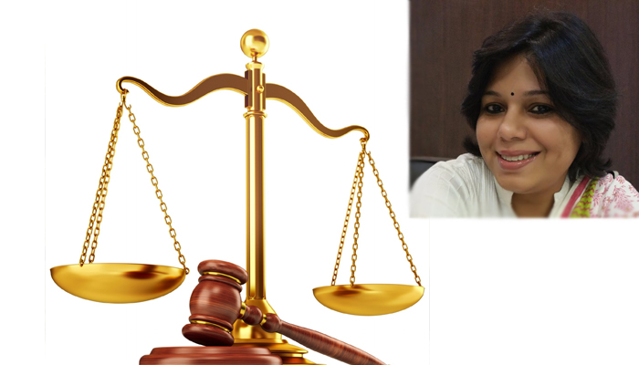 A lady IAS in UP designs new App for expeditious disposal of court cases