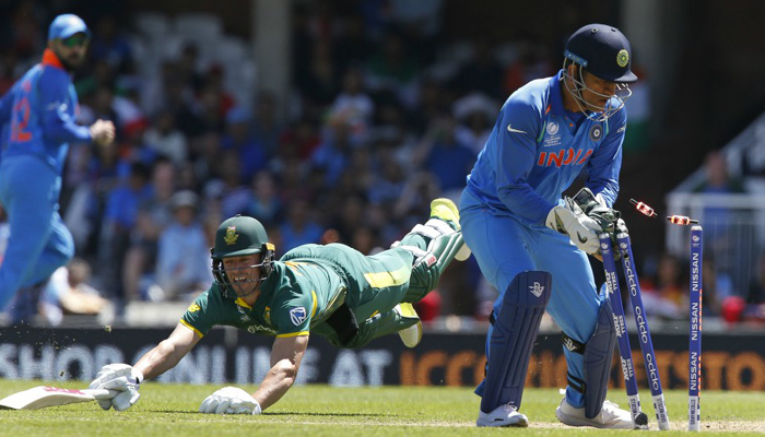 CT 2017 IND vs SA: India restricts South Africa for mere 191 runs